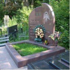 Элитный памятник №270 — ritualum.ru