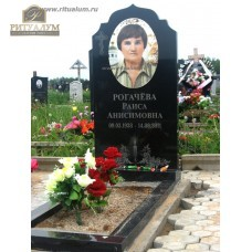 Памятник с фотокерамикой №13 — ritualum.ru