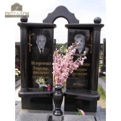 Зеркальный памятник 323 — ritualum.ru
