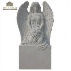 Скульптура ангела из мрамора №114 — ritualum.ru