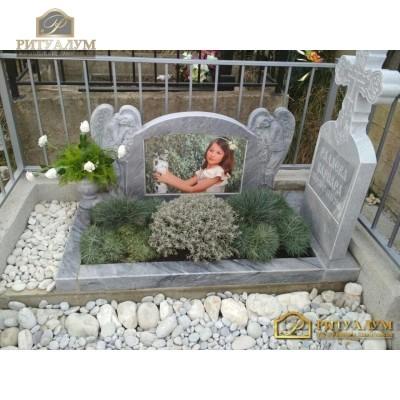 Детский памятник  06 — ritualum.ru